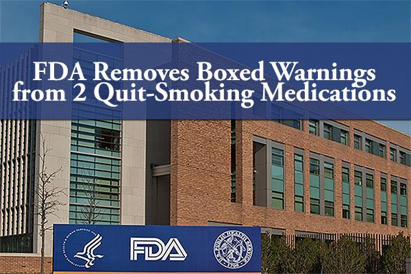 FDA Removes Boxed Warning