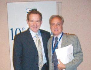 Dr. Michael Fiore and Dr. Vincenzo Zaga