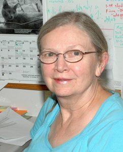 Wendy Theobald